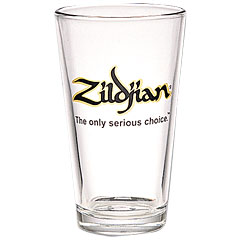 Zildjian Beer Pint Glass « Article cadeau