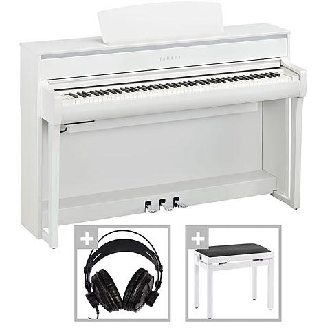 Yamaha CLP-675WH Set