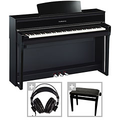 Yamaha CLP-675PE Set « Pianoforte digitale