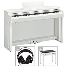 Yamaha CLP-625WH Set « Digitale piano