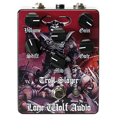 Lone Wolf Audio Trollslayer