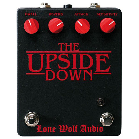 Lone Wolf Audio Upside Down