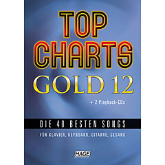 Hage Top Charts Gold 12 « Songbook