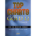 Sångbok Hage Top Charts Gold 12