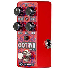 Pigtronix Octava « Guitar Effect