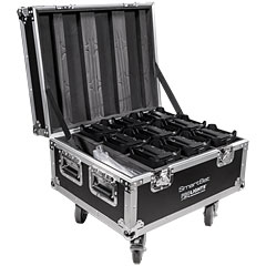 Prolights Flightcase for 9 x Smartbat « Lichtcase