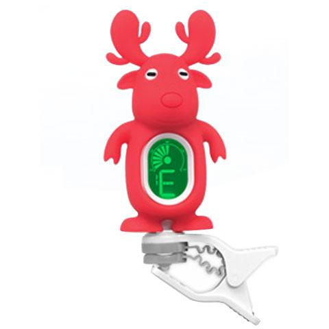 """Accordeur Swiff A7 Clip On Tuner """"Reindeer"""" Red"""