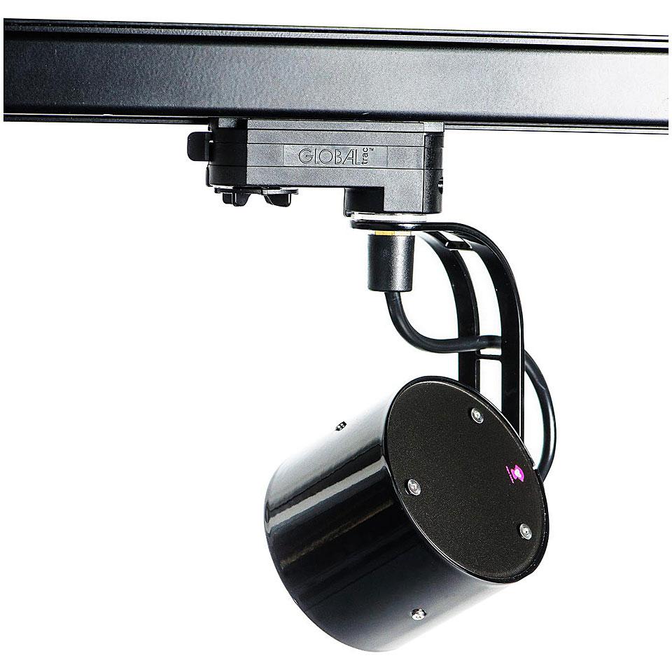 Architectural Led Track Lighting: Ape Labs LED Track Mini Black « Lighting For Architecture