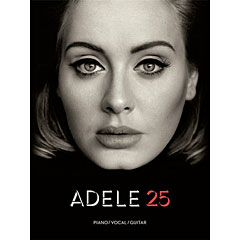 Music Sales Adele 25 - Piano / Vocal / Guitar « Songbook