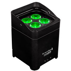 Prolights Smartbat IP54 Black « Battery Lighting