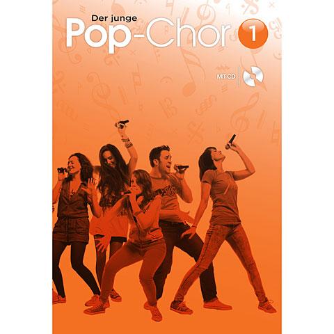 Notas para coros Bosworth Der junge Pop-Chor Band 1