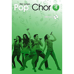Bosworth Der junge Pop-Chor Band 4 « Partitions choeur