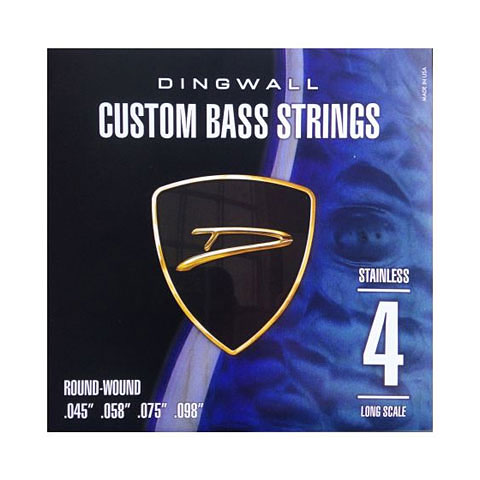 Cuerdas bajo eléctrico Dingwall Custom Bass Strings .045-.098