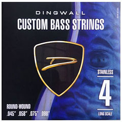 Dingwall Custom Bass Strings .045-.098 « Cuerdas bajo eléctrico