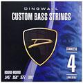 Χορδές ηλεκτρικού μπάσου Dingwall Custom Bass Strings .045-.098