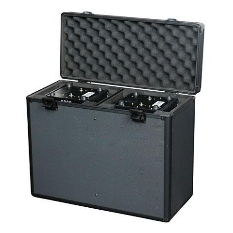 Lichtcase DAP Audio Case for 2 pcs Shark Spot / Wash / Zoom / Combi
