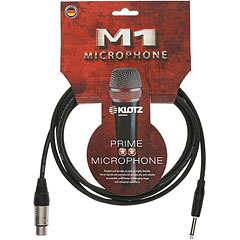 Klotz M1 Prime Microphone M1FP1K1000 « Microphone Cable