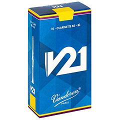 Vandoren V21 Clarinet 2,5 « Blätter