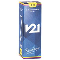 Vandoren V21 Bassklarinette 2,5 « Blätter