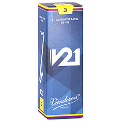 Vandoren V21 Bassklarinette 3,0 « Anches