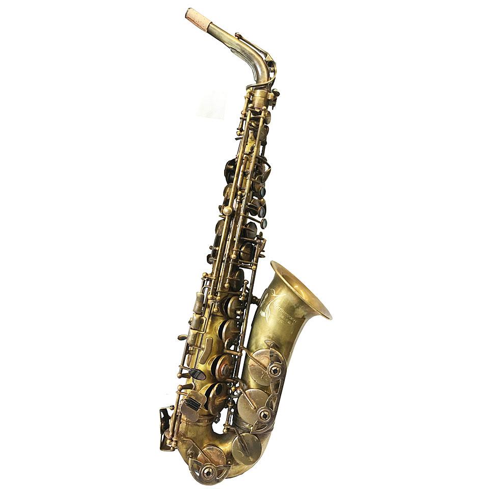 Saxophone - Expression XP 2 Master Altsaxophon - Onlineshop Musik Produktiv