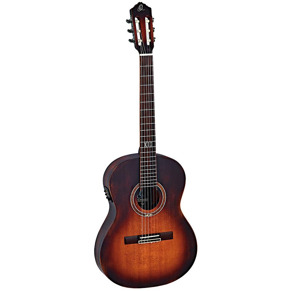 Konzertgitarren - Ortega DS Suite E Konzertgitarre - Onlineshop Musik Produktiv