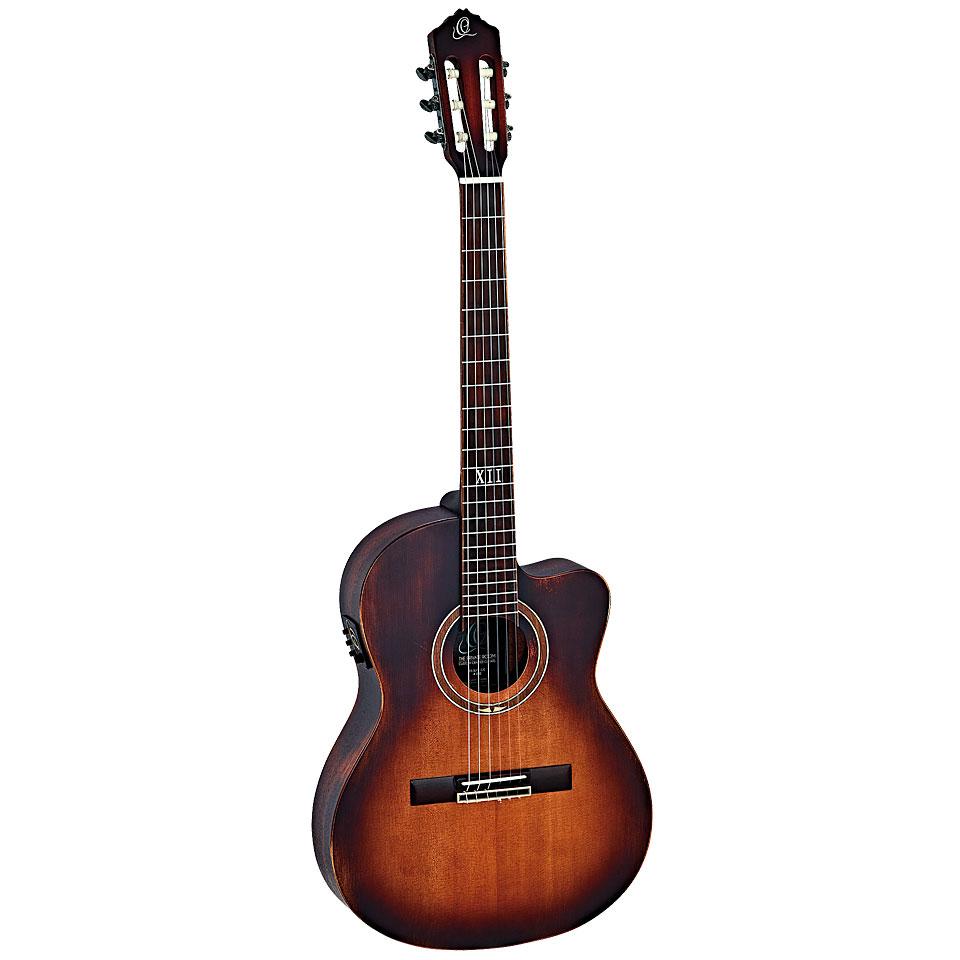 Konzertgitarren - Ortega DS Suite CE Konzertgitarre - Onlineshop Musik Produktiv