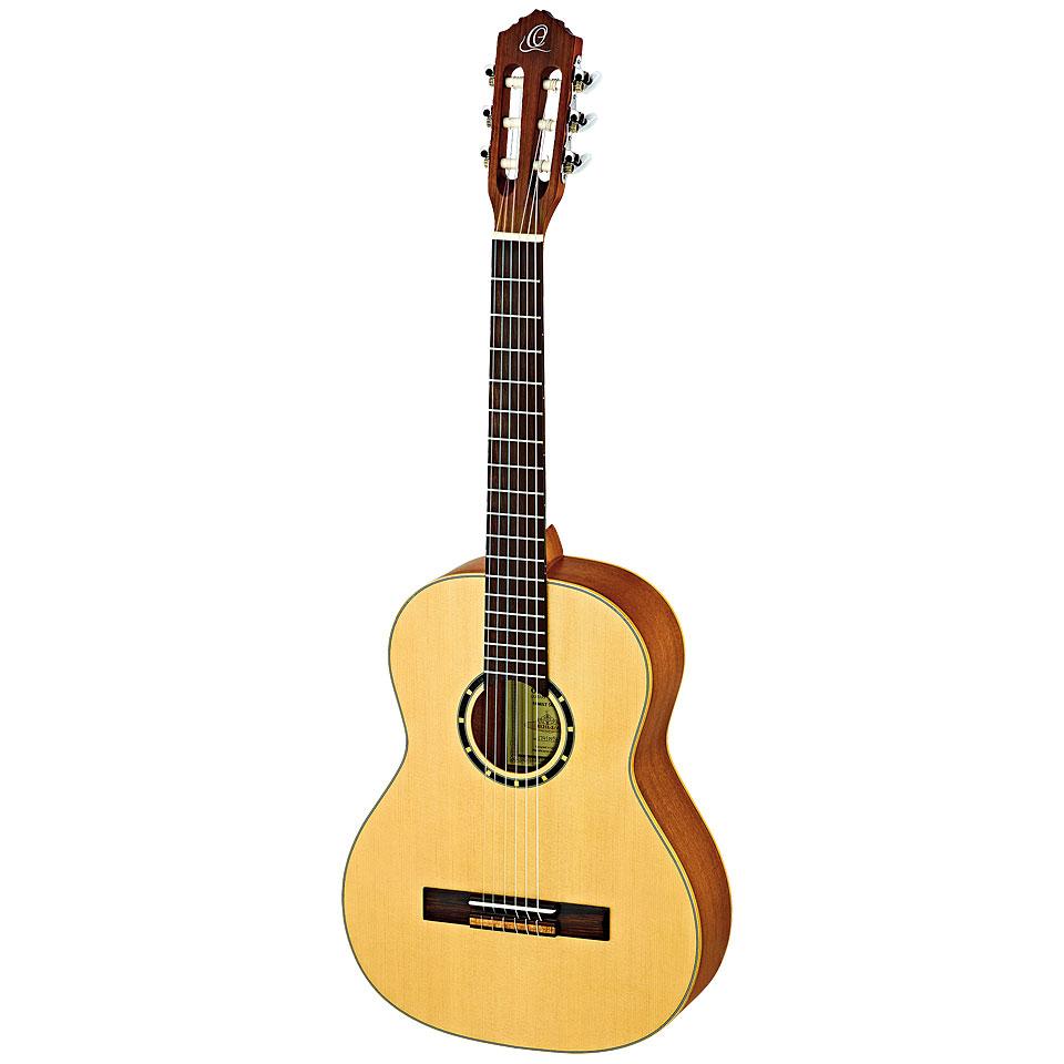 Konzertgitarren - Ortega Ortega R121L3 4 Konzertgitarre Lefthand - Onlineshop Musik Produktiv