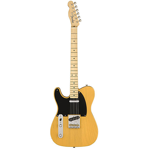 Fender American Original 50s Tele Lefthand BTB « E-Gitarre Lefthand