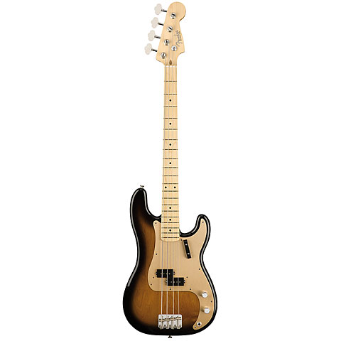 Fender American Original 50s Precision 2TSB « Electric Bass Guitar