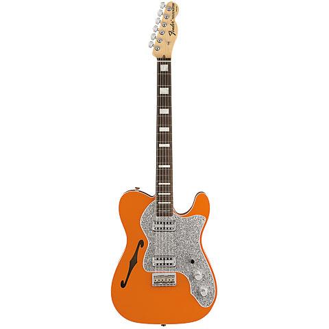 Fender Parallel Universe Tele Thinline Super DLX ORG