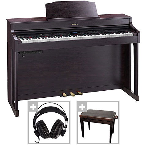Roland HP603A CR Digital Piano Set