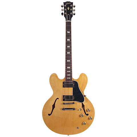 Gibson ES-335 Traditional, Dark Natural « Guitarra eléctrica