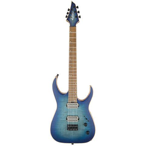 Jackson USA Signature Misha Mansoor Juggernaut HT6FM SLB « Guitare électrique