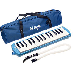 Stagg Melodica 32 blue « Melodica
