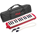 Melódica Stagg Melodica 32 red