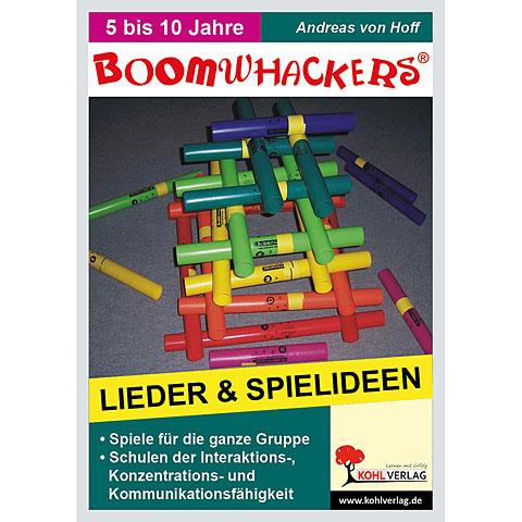 Kohl Boomwhackers Lieder & Spielideen