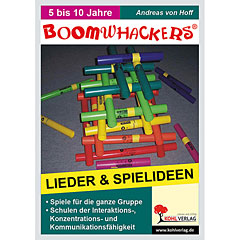 Kohl Boomwhackers Lieder & Spielideen « Instructional Book