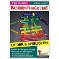 Libros didácticos Kohl Boomwhackers Lieder & Spielideen