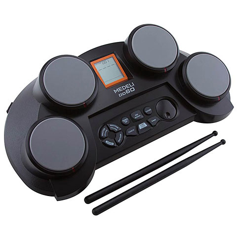 Medeli DD-60 Table Drum with four Pads