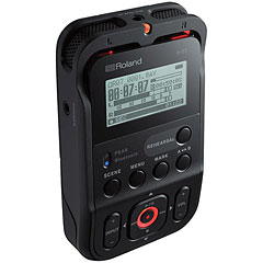 Roland R-07 BK « Digital Audio Recorder
