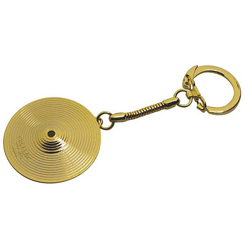 Boston Cymbal Keychain