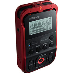 Roland R-07 RD « Digital Audio Recorder