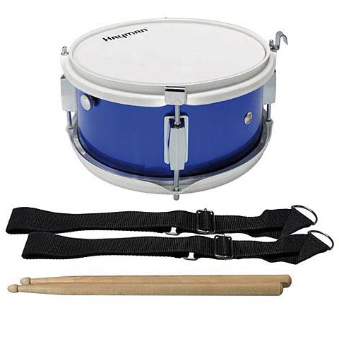 "Marching snare Hayman 10"" Blue Junior Marching Snaredrum"