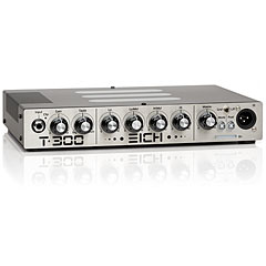 Eich Amps T-300 « Bass Amp Head