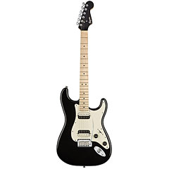 Squier Contemporary Strat HH BLK MET « Guitare électrique