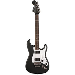 Squier Contemporary Strat HH FLT BLK « Guitare électrique