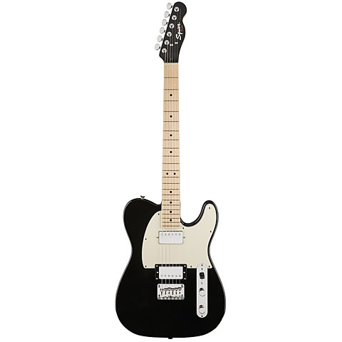 Squier Contemporary Tele HH BLK MET « Guitare électrique