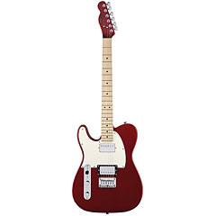 Squier Contemporary Tele Lefthand ,HH BLK MET « Lefthand