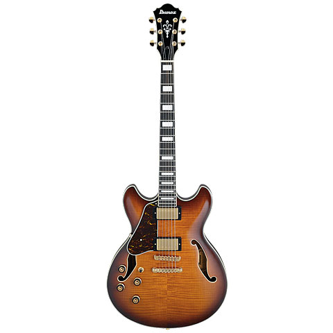 Ibanez Artcore AS93FML-VLS « Left-Handed Electric Guitar